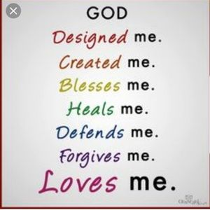 Accessories - God never left us